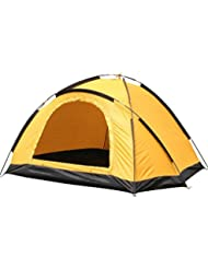 ysayc Single y doble Manual tents Rain pareja equipo de Plein Air equipo de Camping familiar