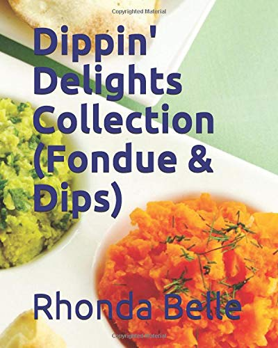 Dippin' Delights Collection (Fondue & Dips) - Fondue Dip-sauce