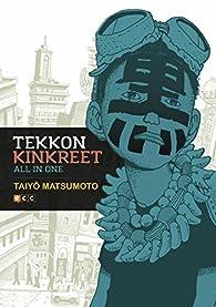 Tekkon Kinkreet par Taiyo Matsumoto