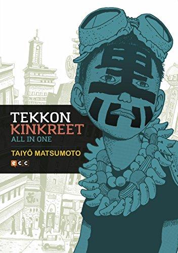 Tekkon Kinkreet por Taiyo Matsumoto