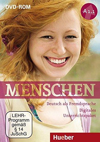 Menschen sechsbandige Ausgabe: Digitales Unterrichtspaket A1.1 DVD-Rom
