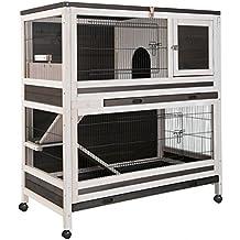 Lifland Cage Lapin-Cochon d Inde d Interieur ou d extérieur avec 2990f4f07b68