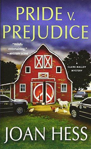 Pride V. Prejudice (Claire Malloy Mysteries (Paperback))