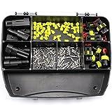 SET 8 AMP Superseal Set 0,75 1,0 1,50 2-polig LKW Anhänger Auflieger Stecker Elektro
