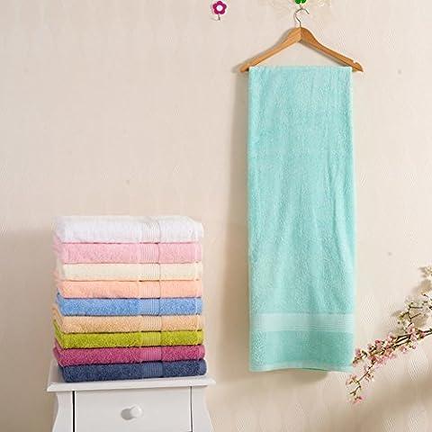 [toalla de baño]/ toallas de algodón para adultos/Espesamiento mayor multiuso agua suave y agradable a la piel masculina y femenina toalla de baño-I