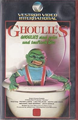 Ghoulies [VHS]