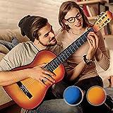Jago-Guitare classique 4/4, Couleur Marron
