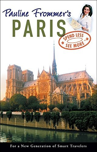 Pauline Frommer's Paris (Pauline Frommer Guides) by Margie Rynn (2007-04-02)