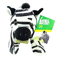 Animal Planet Jungle Cubs - 15cm Zebra Soft Plush Toy