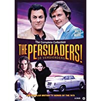 The Persuaders - The Complete Collection - All 24 Episodes