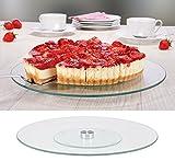 30cm Kuchenplatte Torten Ständer Servierplatte Servierteller Tortenplatte