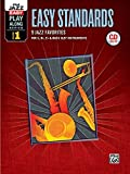 Alfred Jazz Easy Play-Along Series, Vol. 1: Easy Standards (Alfred Easy Jazz Play-along)