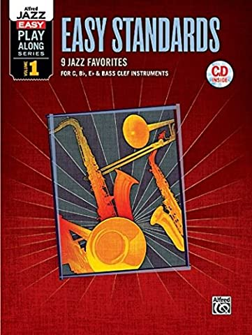 Alfred Jazz Play-Along Series Easy Standards Vol 1 (+CD) (Alfred