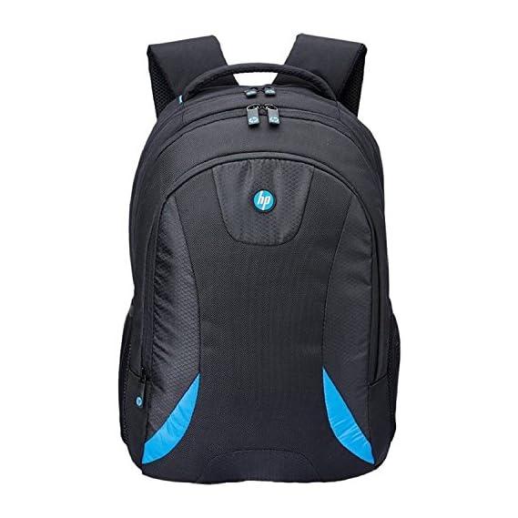 HP Nylon Black Laptop Backpack