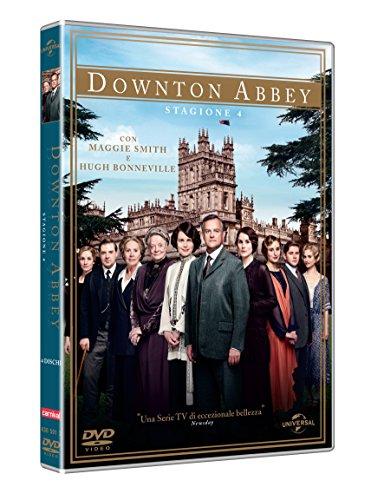Downton Abbey - Stagione Quattro (4 DVD)