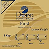 First by Lauren Daigle (2015-05-19)