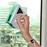 Amazingdeal365 5-12mm Fenster Glasreiniger Tool Double Side Magnettafel Fenster Glas Reinigungsbürste Scheibenwischer Oberfläche Bürste Reinigung Werkzeuge