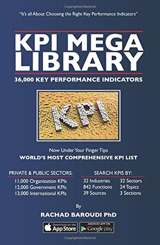 Kpi mega library: 17 000 key performance indicators pdf by.