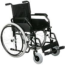 Silla de ruedas Modelo 8600 anchura plus