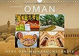 OMAN – Herz der Weihrauchstraße (Wandkalender 2015 DIN A4 quer): Der neue OMAN-Kalender (Monatskalender, 14 Seiten) (CALVENDO Orte)