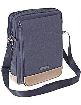 Messenger Bag Ausweistasche DokumententascheAirlinebag Herren Tasche Umhängetasche Damen Messenger bag Schultertasche...