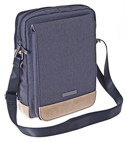 Messenger Bag Ausweistasche DokumententascheAirlinebag Herren Tasche Umhängetasche Damen Messenger bag Schultertasche Handtasche Reise Tasche Schultasche Business Bag (Aus Aktentasche Leder Vuitton Louis)