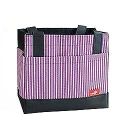 EZ Life Thermal Lunch Box Bag - Purple