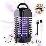 Baban Anti-Moustique Lampe UV Moustique Tueur Lampe LED Répulsif Tueur de Moustiques...