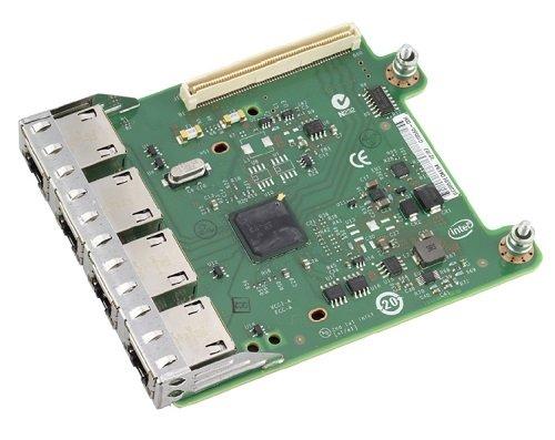 Dell Broadcom 5720 1Gb Quad Port KR Blade Network Daughter, 542-BBCI (KR Blade Network Daughter CardCustomer Kit) -