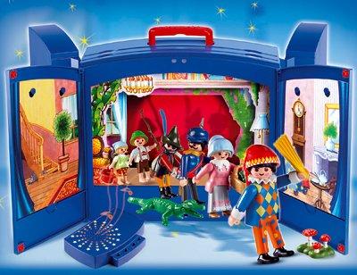 PLAYMOBIL® 4239 - Mein Kaspertheater zum Mitnehmen