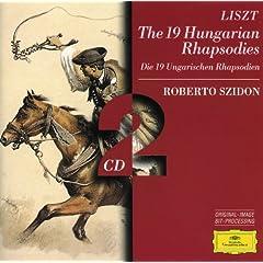 Liszt: Hungarian Rhapsody No.14 in F minor, S.244