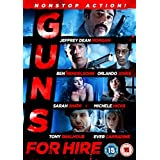 Guns For Hire [DVD] by Jeffrey Dean Morgan