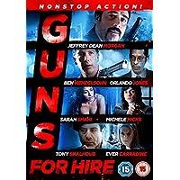Guns For Hire [DVD] by Jeffrey Dean Morgan