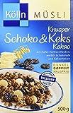 Kölln Müsli Knusper Schoko & Keks Kakao, 7er Pack (7 x 500 g)
