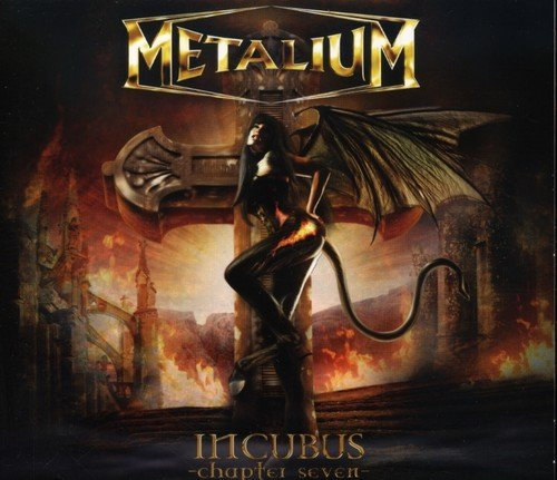 Incubus: Chapter Seven by Metalium (2008-02-25)