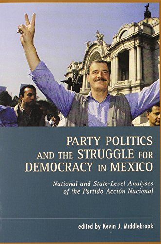 Party Politics and the Struggle for Democracy in Mexico