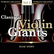 Classical Violin Giants, Vol. 2