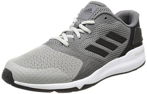 adidas Herren Crazytrain 2 Cf M Laufschuhe Mehrfarbig (Grey Two F17/core Black/grey Four F17)