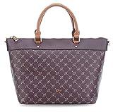 Joop! Damen Cortina Thoosa Handbag Lhz Henkeltasche, Rot (Burgundy),14x27x41 cm