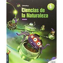 Ciencias de la Naturaleza 4º Primaria (Aragón) (Superpixépolis)