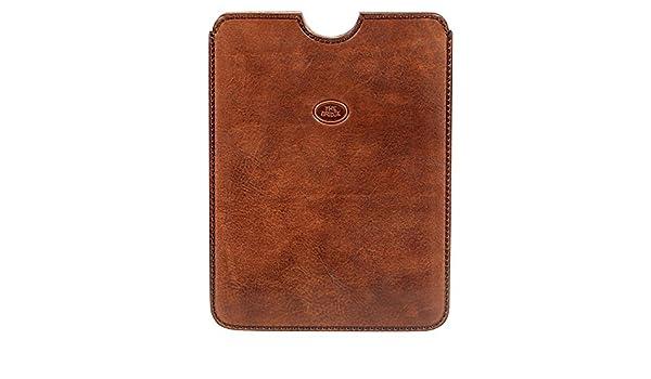 20c6083827 The Bridge Story Exclusive - Custodia per iPad, in Pelle, 16 cm, Marrone  (Marrone), 22 cm: Amazon.it: Valigeria
