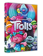 Idea Regalo - Trolls (DVD)