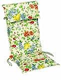 Best 01200612 Sesselauflage hoch STS 120 x 50 x 8 cm