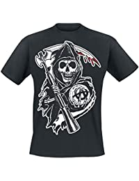 Sons Of Anarchy Reaper Crew T-shirt noir