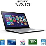 Sony Vaio SVF15NB1GB Intel Core i5-4200U 8 GB 1 TB Nvidia GeForce GT 735M 15.6' Tactil Usado