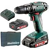 Metabo Visseuse à percussion sans fil SB 18avec 2x 1,3Ah Batterie + Chargeur dans coffret 602245510