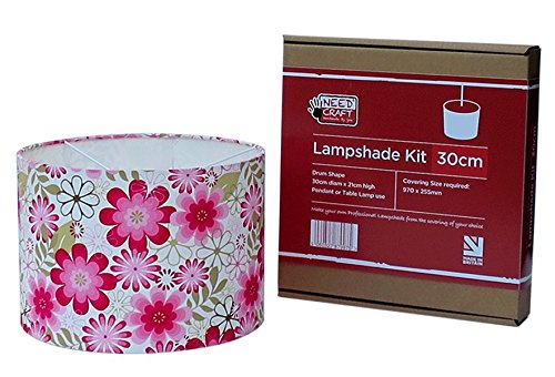 30cm-Lampshade-Making-Kit-for-Pendants-Or-Table-Lamps