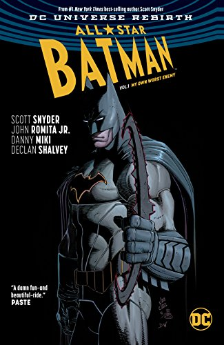 All-Star Batman (2016-2017) Vol. 1: My Own Worst Enemy (All-Star Batman (2016-)) (English Edition) (Und Joker Two Face)