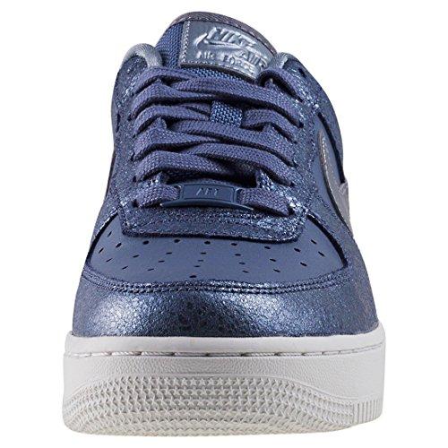 Nike Damen Wmns Air Force 1 '07 Prm Gymnastikschuhe Grau (Light Carbonmtlc Cool Gr E Y Li 005)
