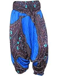 Panasiam Aladdin Pants, Haremshose, passt M bis L, (nur kleine Auflagen - aus Familienbetrieb - solange Vorrat reicht)